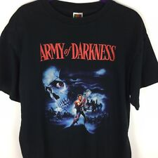 Vintage Army Of Darkness t Shirt Size Xl vtg horror tee 90s evil dead