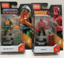 Masters Of The Universe Man At Arms And Hellboy FWV52 & GDB16