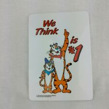 Tony The Tiger Postcard Kellogg's Corn Flakes classic / vintage collectables