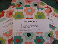 HANDMADE BY BONNIE AND CAMILLE FOR MODA. CHARM PACK.