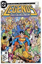 LEGENDS #2(12/86)1:NEW SUICIDE SQUAD(CAMEO)BATMAN/FLASH(CGC IT)9.8(JOHN BYRNE)!!