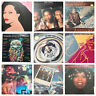 Lot of 10 Soul Funk LP Vinyl Record Collection 70s to 80s Disco Stevie Wonder