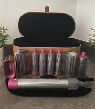 DYSON Airwrap Conplete Hair Styler Nearly New With Box Packaging & Storage Case