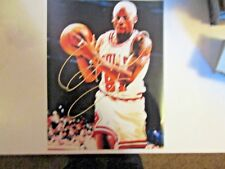 Dennis Rodman  Chicago Bulls  Replica 8 x 10 Autographed Photo