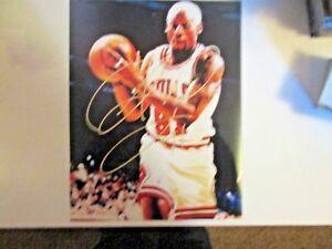 Dennis Rodman  Chicago Bulls  Replica 8 x 10 Autographed Photo