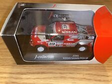 J Collection JC043 Nissan Navara Pick Up Red 1:43 Box 11