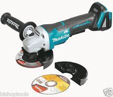 "Makita XAG10Z 4-1/2"" Angle Grinder with Electric Brake! 18V BL Brushless Motor"