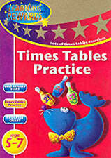 Times Tables Practice: Key Stage 2 (Learning Rewards), David kirkby, New Book