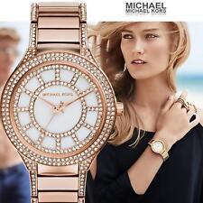 Original Michael Kors Uhr Damenuhr MK3313 Kerry Farbe:Rose Gold Kristall NEU
