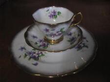 Royal Albert Tea Cup, Saucer and Plate 3 piece Set Bone China England