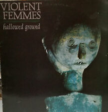 "VIOLENT FEMMES - HALLOWED GROUND LP 12"" SPAIN 1984 GOOD CONDITION"