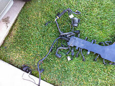 BMW E38 750iL 750i 750 V12 ENGINE MOTOR HARNESS CABLE COMPLETE