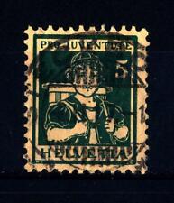 "SWITZERLAND - SVIZZERA - 1916 - ""Pro Juventute"". Costumi cantonali: Berna"