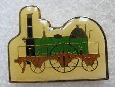 Pin's Train Locomotive La CENTAUR de 1841 Couleur Verte  #E5