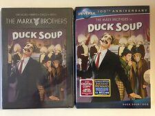 Duck Soup (DVD, 2012, Universal 100th Anniversary) w/slipcover