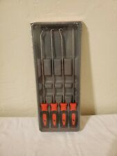 SNAP ON Tools New Sealed 4 piece Soft handle extra Long Pick Set SGLASA204CR.