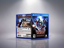 Dungeon Hunter Alliance - PlayStation Vita Cover and Case. NO GAME!!