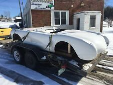 1957 Corvette Restomod Body, Fully Assembled, New Project, Hot Rod, Pro Touring