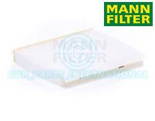Mann Hummel Interior Air Cabin Pollen Filter OE Quality Replacement CU 2454
