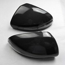 for Mercedes Benz AMG C63 C43 15-19  car mirror cover carbon fiber Replacement