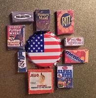 Food Drink Resin 3D Fridge Magnet Handcraft Lot