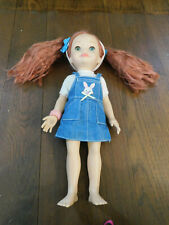 """Amazing Ally Series Little Emma Interactive Doll Playmates Talking Redhead 16"""""""