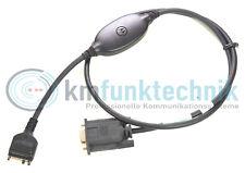 Motorola PMKN4025B Programmierkabel MTH800 MTP830S MTP850 MTP850S CEP400 RS232