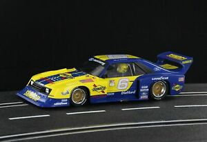 Racer Sideways Ford Mustang Turbo Sunoco Tribute SWHC08 1/32 Slot Car