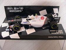Minichamps Sauber F1 Team Showcar 2012 S. Perez REF:410 120085