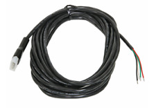 Icom OPC-136 Antenna Tuner Control Cable, Four Conductor, 16.4 ft.
