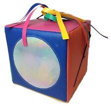 Soft Play Large Sensory Cube, Sensory Cube, Sensory, Sensory Toys, Soft Play