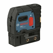 Bosch Blue GPL5 POINT LASER LEVEL Self-Levelling, IP5X Dust & Splash Protection