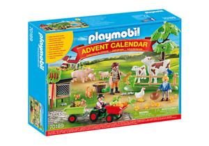 Playmobil Advent Calendar 70189 Christmas on the Farm