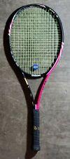 Wilson BLX Blade 98 Pink Tennis Racket Grip 4 1/4 racquet 18x20