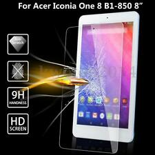"""9H Tempered Glass Film Screen Protector For Acer Iconia One 8 B1-850 8"""" Tablet"""