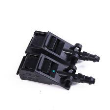 2Pcs Windshield Washer Spray Nozzle For VW Bora Golf MK4 Beetle Polo