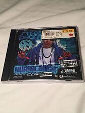 NEW/RARE/SEALED-Chris Hurricane-feat. Slim Thug,Young Buck,Swizz Beatz-33 Songs