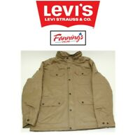 NEW!  Levi's Men's Full Zip With Buttons Jacket - VARIETY SIZE & COLOR - H43
