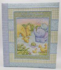 Baby Keepsake Memory Book Album C.R. Gibson Little Pond Baby Shower Gift