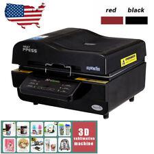 St 3042 3d Sublimation Vacuum Heat Press Machine Phone Case Printing Machine Usa
