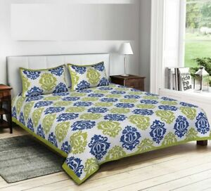 Bedsheet Pure Cotton Bed Spread King Size Bedding Set Pillow Covers Home décor