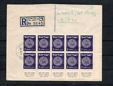 Israel Scott #39 Coins 5 Tabs and 5 Singles on Bank Cover!!