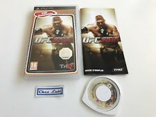 UFC Undisputed 2010 - Essentials - Sony PSP - PAL FR - Avec Notice
