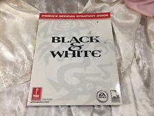 Black & White Official Strategy Guide  BR
