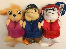 PAW PATROL MINI PILLOW PETS - CHASE, SKYE, MARSHALL -SET OF 3 - $8.99 FREE SHIP