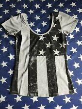 Zwart-grijs t-shirt Small