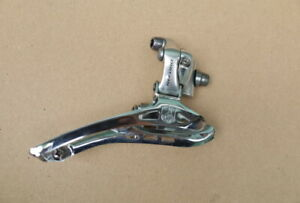 Campagnolo Record 8 speed front derailleur Umwerfer