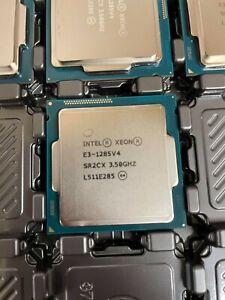 Intel Xeon E3-1285 v4 Quad Core 3.5GHz Socket LGA1150 95W 6MB L3 CPU SR2CX OEM