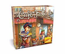 ZOCH 601105113 Cafe Fatal,Würfelspiel