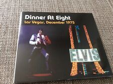 elvis dinner at eight FTD cd great concert from king in 1975
